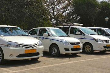 Car Rental in Pathankot