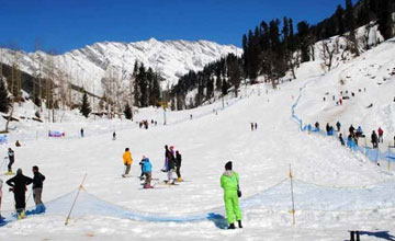 Pathankot Manali Tour